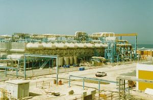 Veolia Water Technologies records excellent year in desalination