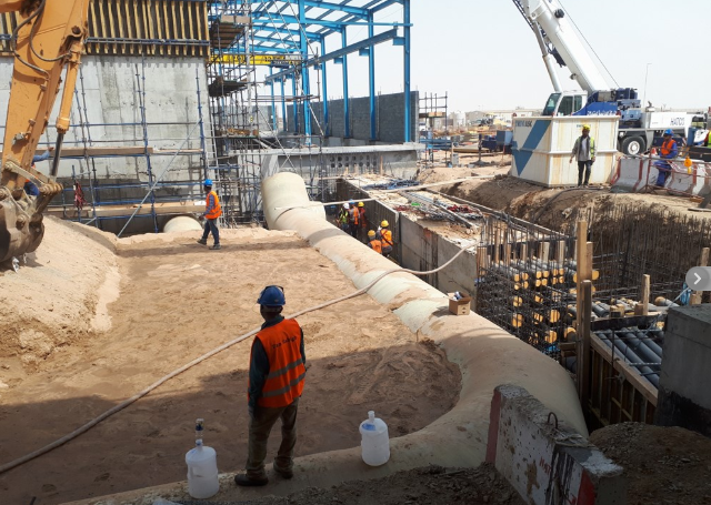 Saudi Arabia progresses investment in major desalination