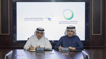 DEWA signs MoU with FEWA for strategic water interconnection