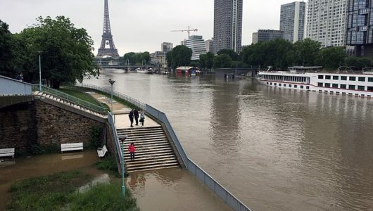 Work continues on €9m+EU HYDRALAB-PLUS research project to reduce risks of flooding