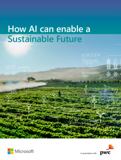 New report says AI technologies can help to tackle global water crisis