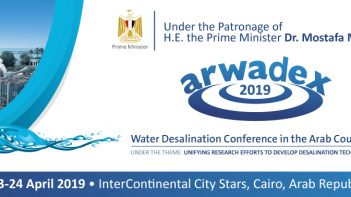 Cairo to host major international water desalination conference