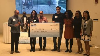 Technologies for textiles and aquaculture win MIT Water Prize