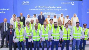 DEWA inaugurates extension of UAE's largest power and water desalination plant