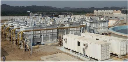 Saudi Arabian dams use Veolia solutions to support Qatrah