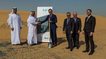 Construction work starts on QATRA Sharjah water reuse plant