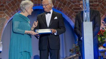 Stockholm Water Prize awarded to Dr Jackie King for game-changing contributions to global river management