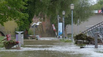 New study shows major changes in severity of flooding across Europe linked to climate change