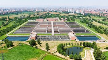 Veolia wins contract to optimise performance at Europe's largest wastewater treatment plant in Milan