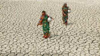 Climate change - prioritise climate-resilient water resources to prevent billions being forced into water scarcity