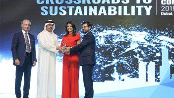 MD of Dubai Electricity & Water Authority receives International Desalination Association Presidential award