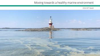 Eutrophication remains a major problem for Europe's seas