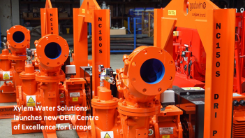 Xylem Water Solutions launches new OEM Centre of Excellence  for Europe