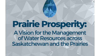 Government of Canada launches new report on water and land management in the Prairies