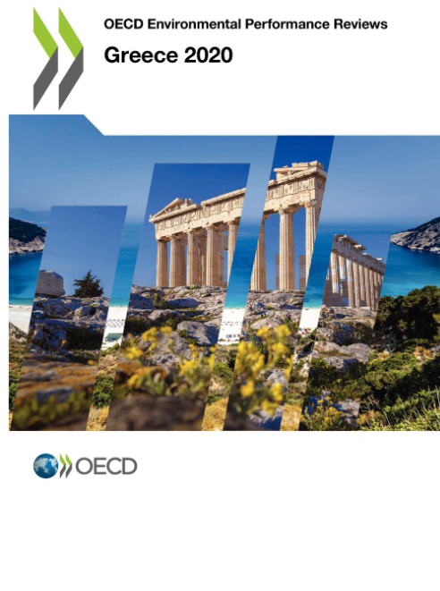 OECD report flags up climate change, water and wastewater challenges faced by Greece