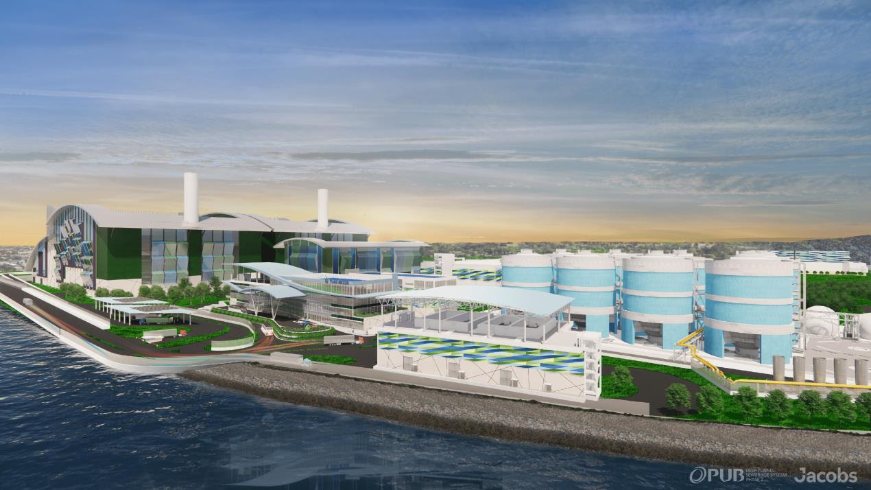 Singapore's National Water Agency awards ABB $30m contract to automate world's largest membrane bioreactor