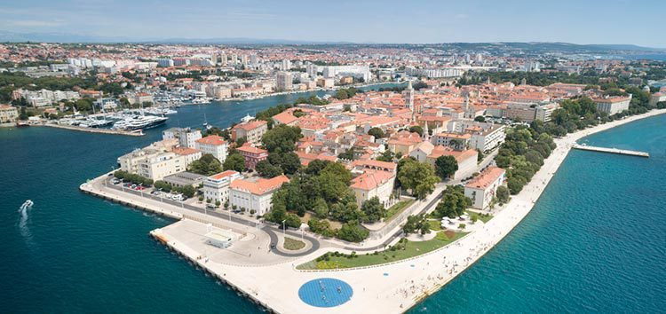 €4.5 million investment by EBRD for wastewater project in Zadar, Croatia