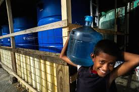 $3million grant approved by ADB supporting water supply and sanitation in Ebeye