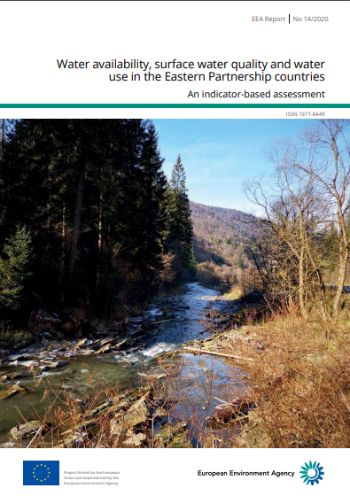 EEA warns EU's Eastern partnership countries face problems with water scarcity and pollution