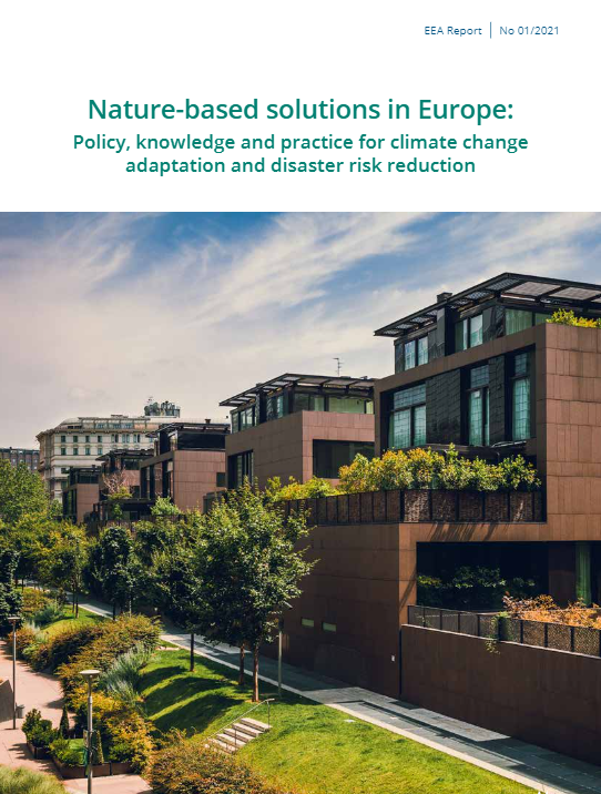 European Environment Agency – nature-based solutions should play increased role in tackling climate change