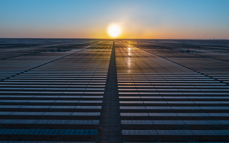 ACWA Power inaugurates KSA's first utility scale renewable energy project