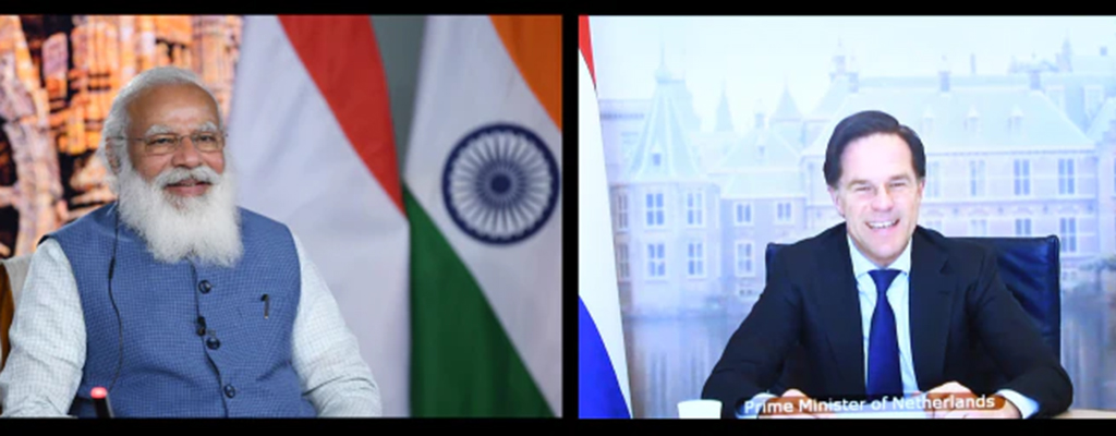 Strategic Partnership on Water launched between India and the Netherlands
