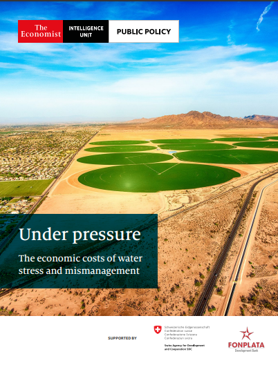 New report warns over economic costs of water stress and mismanagement