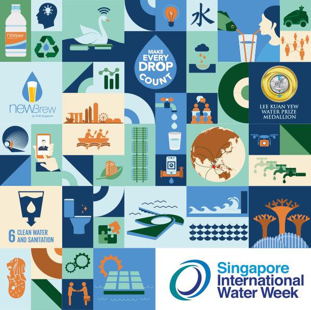 Fully virtual Singapore International Water Week 2021 opens today