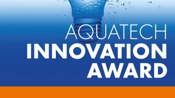 Aquatech Amsterdam - call for entries for Innovation Award 2021