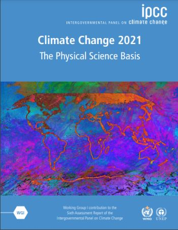 UN IPCC report finds climate change is widespread, rapid, and intensifying