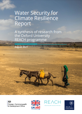 REACH programme warns urgent improvements in water security needed to achieve climate resilience